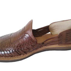 Huarache artesanal para caballero modelo 01055