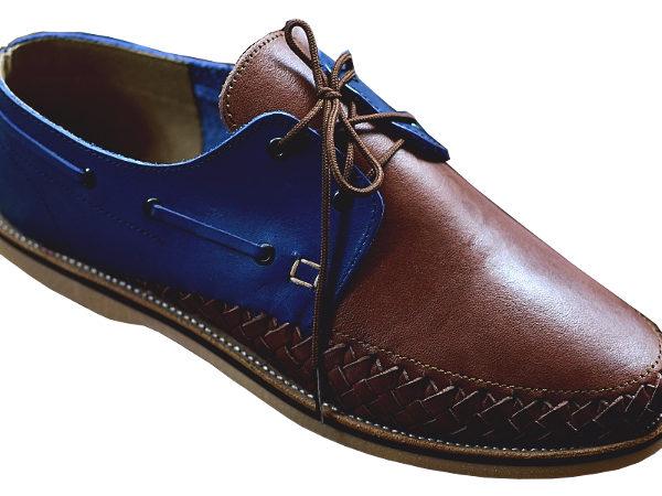 8a999651efe5d Calzado artesanal para hombre modelo 01050 de la línea Tlali de ...