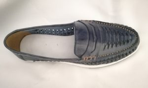 Huarache artesanal para caballero modelo 01051