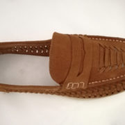 Huarache artesanal para hombre modelo 01052