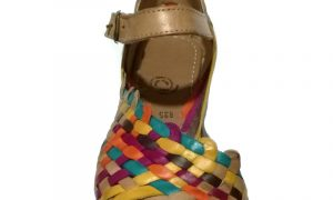 Huarache artesanal para dama modelo 02041 de Natural Sandals